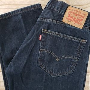 Levi's 505 Regular Fit Jeans - 33x30